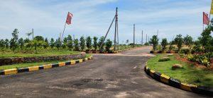 Open Plots for Sale in Adibatla